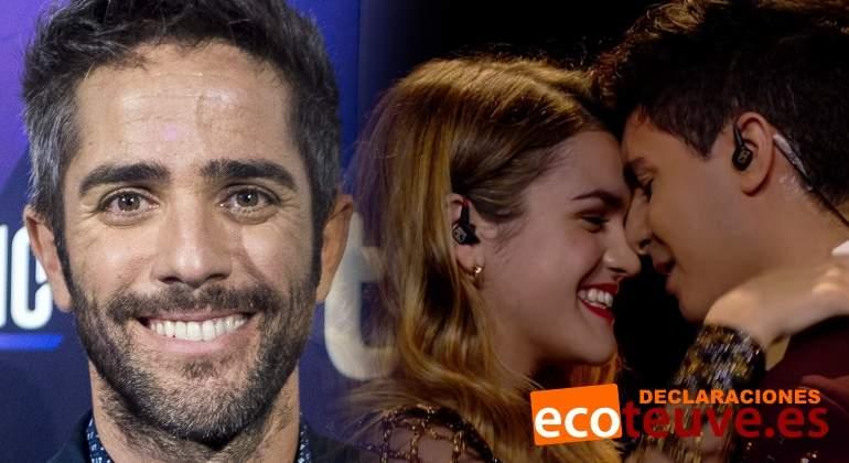 Roberto Leal, ante las polémicas de Eurovisión: Si estás pendiente de todo lo que dicen de ti, te vuelves loco