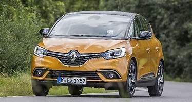 Prueba del Renault Scénic 1.5 dCi 110 CV: familiar completo y parco en consumo