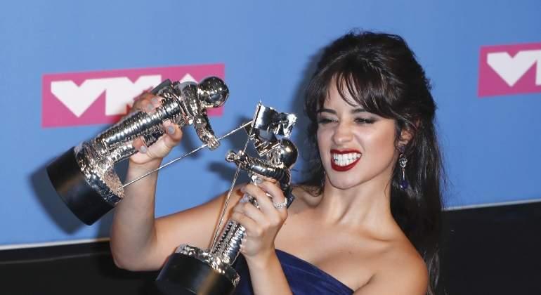 Cardi B y Camila Cabello, reinas de los premios MTV Video Music Awards