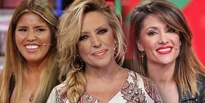 Nagore, Lydia Lozano, Chabelita y Alejandro Albalá estarán en el primer debate de SV
