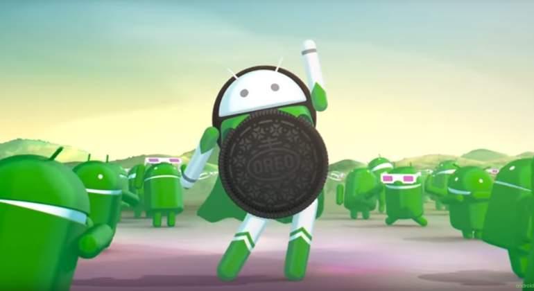 Es oficial: llega Android Oreo