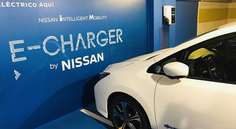 Nissan eCharger