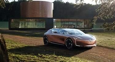 Renault Symbioz: el coche y la casa, uno solo