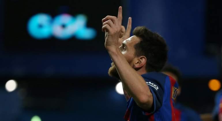 El Barcelona se proclama campeón de la Copa del Rey ante un valiente Alavés en un nuevo show de Messi