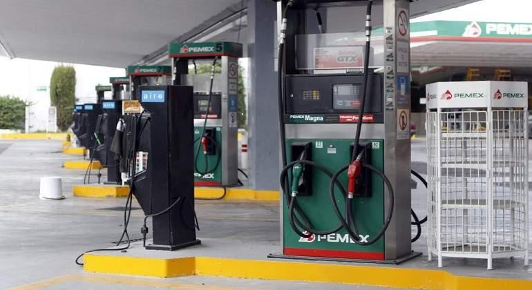 Aumenta 40 centavos en gasolina el primer día del año