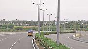 Carretera de peaje gestionada por Abertis en India