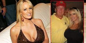 La cita sexual de Trump con una actriz porno
