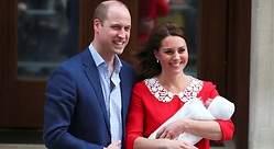 Kate Middleton da a luz a su tercer hijo, otro varón