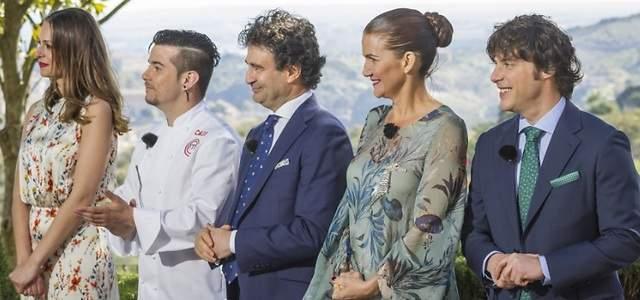 Masterchef, en la boda de Carlos Maldonado
