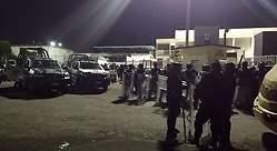 Siete policías mueren en un motín en Veracruz