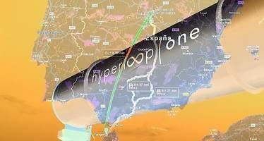 Hyperloop One: un proyecto español que quiere unir Europa con África, semifinalista del concurso