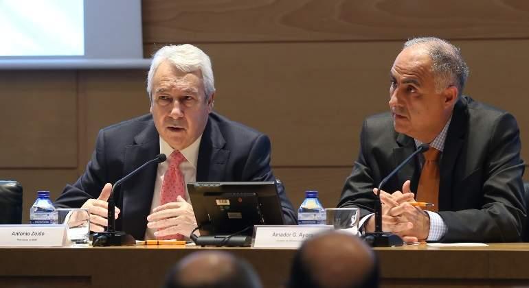 El presidente de BME, Antonio Zoido, inaugura la Jornada Empresarial Las empresas que aportan valor al accionista