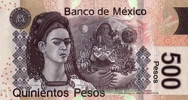 Frida Kahlo: una década como estrella del dinero mexicano