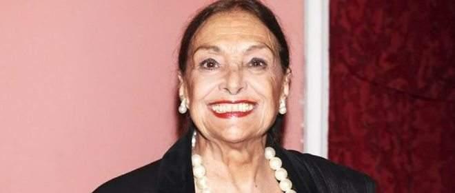 La actriz Nati Mistral fallece en Madrid a los 88 años