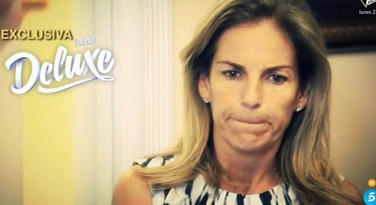 Arantxa Sánchez Vicario habla por primera vez para Sábado Deluxe