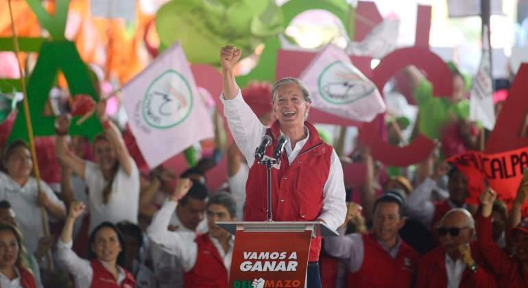 Votaron por Del Mazo un millón menos que por Eruviel Ávila