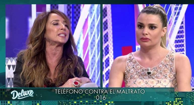El tenso enfrentamiento entre María Lapiedra y María Patiño