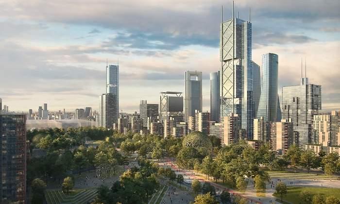 Así son los grandes desarrollos urbanísticos de Europa