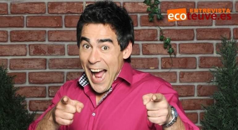 Pablo Chiapella (La que se avecina): No consigo salir de una charcutería sin medio kilo de salami