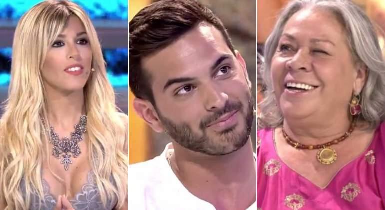 Oriana, Suso y Gahona repiten con Jorge Javier en Supervivientes: Tierra de Nadie