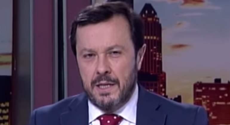 El presentador de Intereconomía responde  a las críticas por homofobia: Me la pica