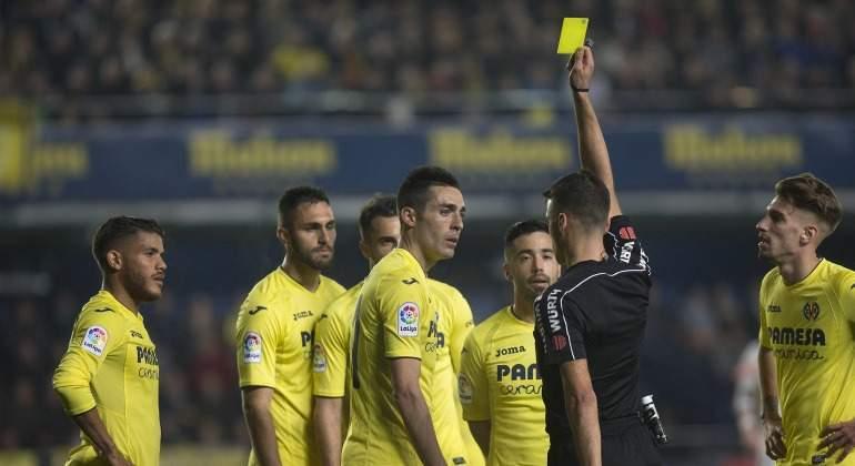 LaLiga prohíbe los regalos a los árbitros por culpa del Madrid