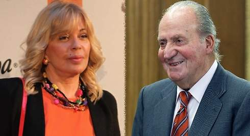 Barbara Rey admite sus citas íntimas con el Rey