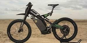 Land Rover y Bultaco lanzan la Brinco Discovery, una moto-bike eléctrica para el campo