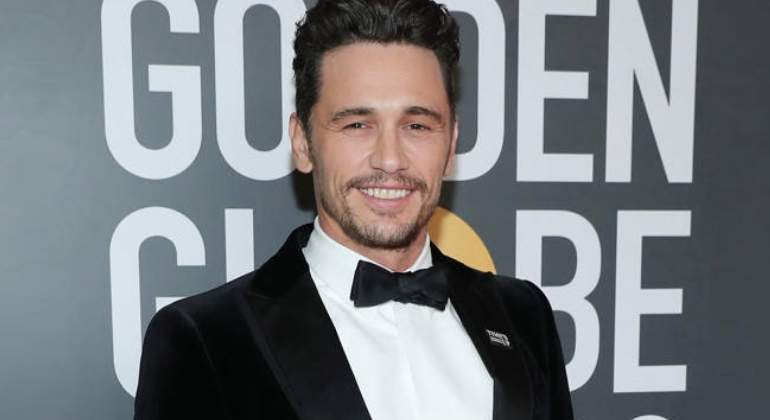Tres actrices acusan a James Franco por acoso sexual