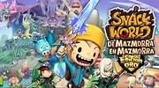 Snack World Edición Oro llega a Occidente el 14 de febrero