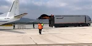 Se filtra por un descuido el nuevo McLaren de Fernando Alonso: el viento, protagonista