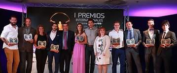 Éxito y emoción en la entrega de Premios Patrocina un Deportista - Real Valladolid CF