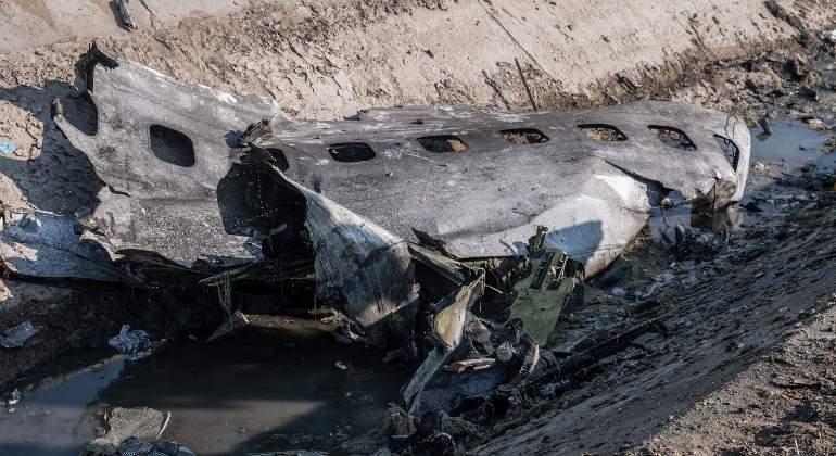 Irán confirma que derribó el avión ucraniano por un error humano