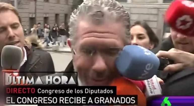 El microfonazo de TVE y la carrera de Pardo con Granados