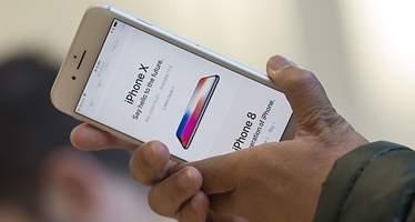 El frenazo en la producción del nuevo iPhone X hunde en bolsa a los proveedores asiáticos de Apple