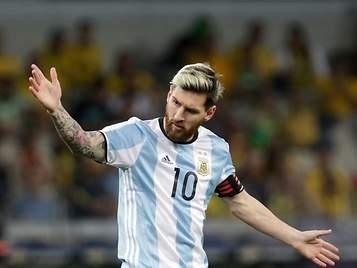 Duro varapalo a Argentina: la FIFA sanciona con cuatro partidos a Messi