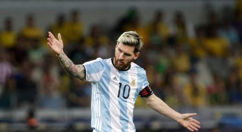 El Barça defiende a Messi: Es ejemplar