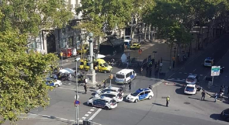 No hay mexicanos afectados por atentado en Barcelona: SRE