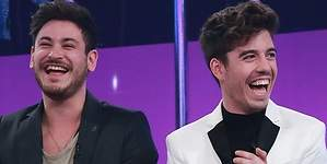 Roi y Cepeda se mofan de Got Talent en Twitter