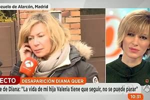 La madre de Diana Quer califica de vergonzoso el trato de 13tv a su hija