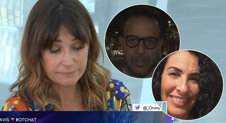 Ángel Llácer y Nina reaparecen en OT y provocan las lágrimas de Noemí Galera