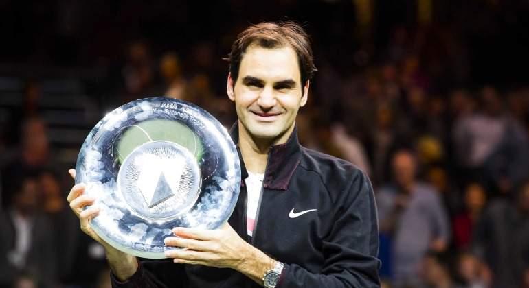 Federer vuelve oficialmente al número 1 de la ATP