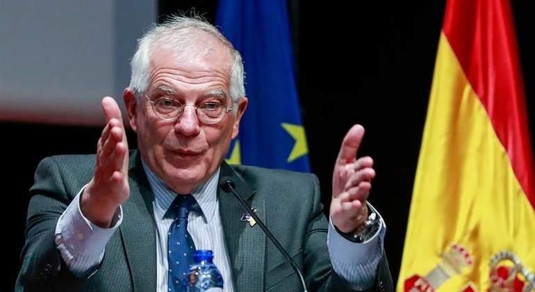 Josep Borrell será el candidato del PSOE a las elecciones europeas del 26  de … 6bab9c3830c