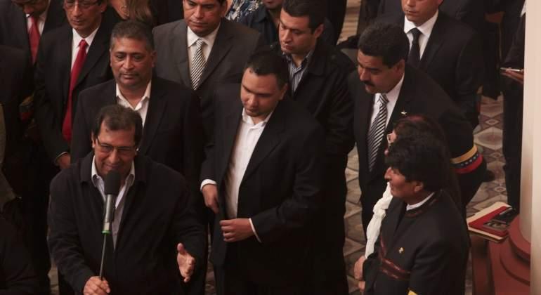Hermano de Hugo Chávez, entre los ocho nuevos sancionados por EU