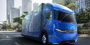 Daimler se anticipa a Tesla y presenta un camión eléctrico con 350 kilómetros de autonomía: así es el E-Fuso Vision One