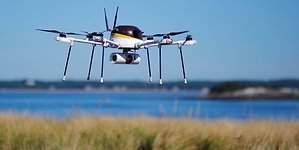 UPS hace entregas médicas de emergencia por dron