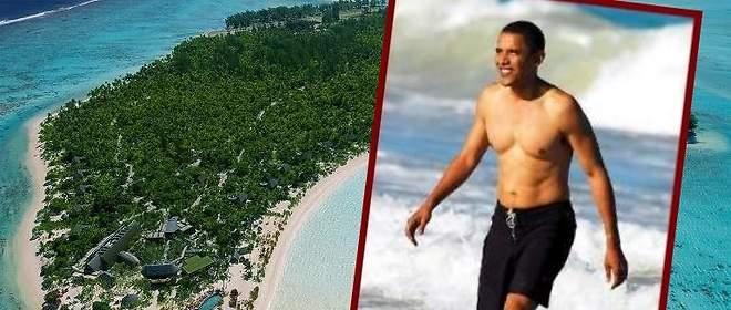 Barack Obama: su lujoso y solitario retiro a 2.500 euros la noche