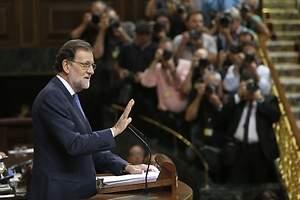 Rajoy pierde en primera votación