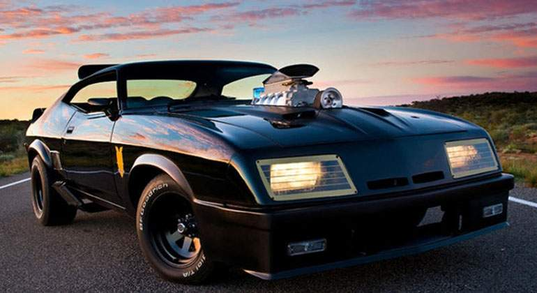 Ford Interceptor Mad Max