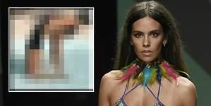 La postura imposible de Cristina Pedroche en su sexy posado veraniego
